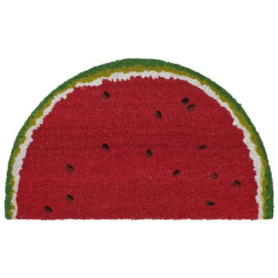 Brookstone Watermelon Utility Mat