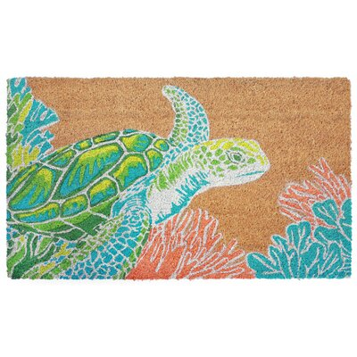 Blais Sea Turtle Utility Mat
