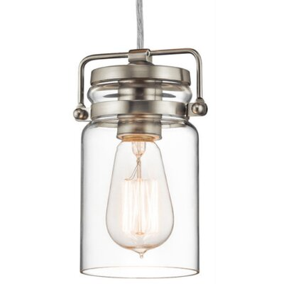 Vogler 1-Light Mini Pendent