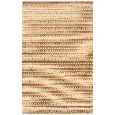 One-of-a-Kind Finest Ziegler Chobi Hand-Knotted Wool Beige Area Rug