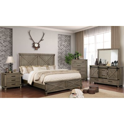 Aldfreck Queen Configurable Bedroom Set