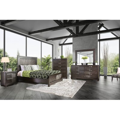 Gilstrap Panel Configurable Bedroom Set