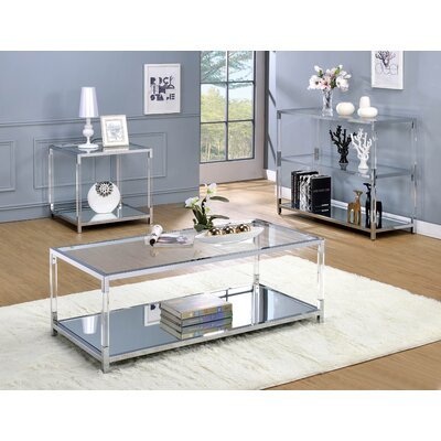 Bullington 2 Piece Coffee Table Set