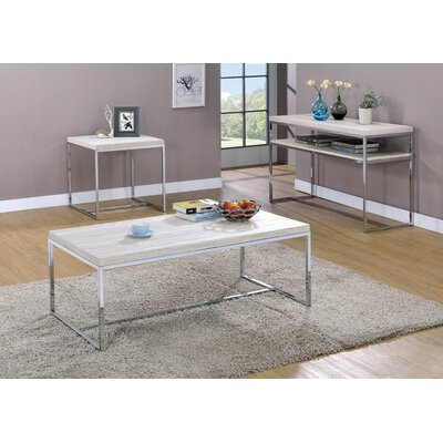 Mackelprang 2 Piece Coffee Table Set