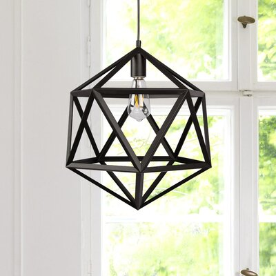 Wallin 1-Light Mini Pendant