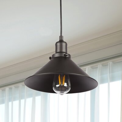 Wallner 1-Light Mini Pendant