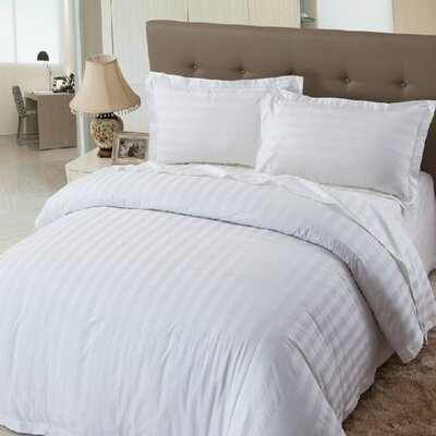 Kiger 400 Thread Count Sheet Set Size: Full