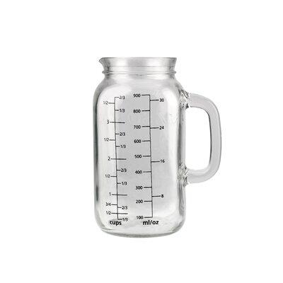 Allegan 1-Cup Glass Measuring Cup (Set of 2) 02A2E8A8BDFA4F53AB40DA33AF62D000