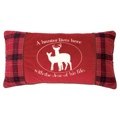 Vangorder Deer Hunter Lumbar Pillow