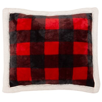 Venuti Plaid Throw Pillow