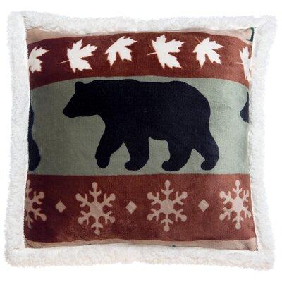 Vannatter Plush Throw Pillow