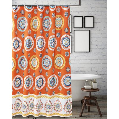 Silver Hills Shower Curtain