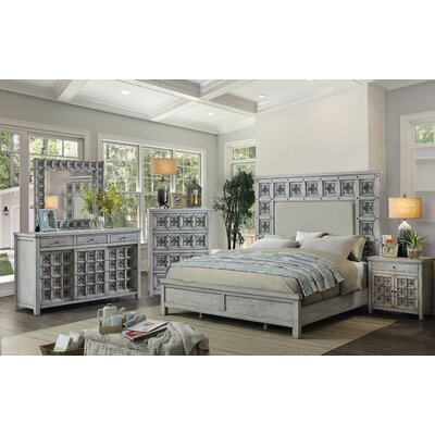 Balfour Falls Queen Configurable Bedroom Set