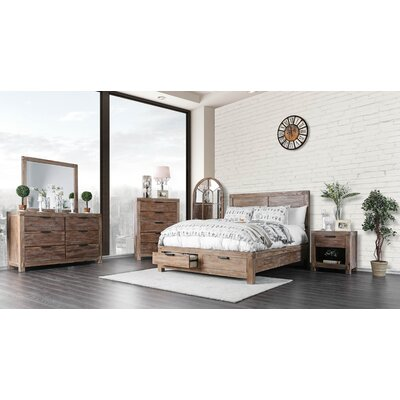 Perez Queen Panel Configurable Bedroom Set