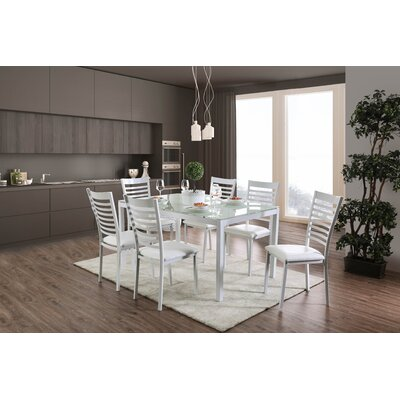 Bhamidipati 7 Piece Dining Set