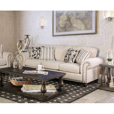 Ransome Chenille Configurable Living Room Set