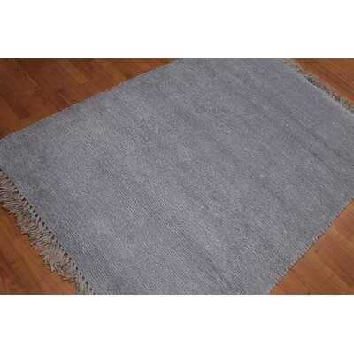 Liptak One-of-a-Kind Needlepoint Aubusson Traditional Oriental Hand-Woven Wool Ivory Area Rug