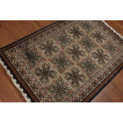 Geomar Persian Traditional Oriental Beige Area Rug