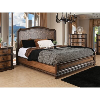 Davet Panel Bed Size: Queen