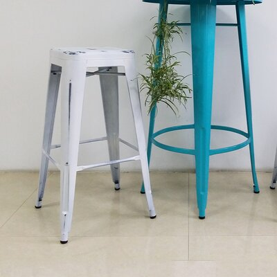 Mcadams Metal 29 Bar Stool