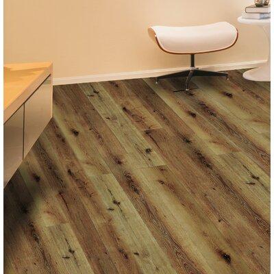 """Oasis 8"""" X 48"""" X 12mm European Oak Laminate Flooring In Sahara"""