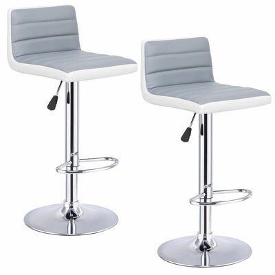 Couch Adjustable Height Swivel Bar Stool