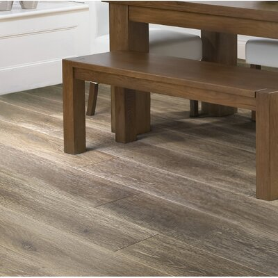 Lucerne 7 x 49 x 12mm Oak Laminate Flooring in Coriander