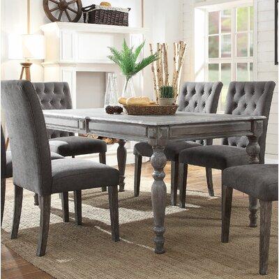 Silverheels Dining Table