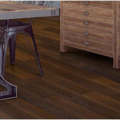 Lucerne 7 x 48 x 12mm Oak Laminate Flooring in Toffee