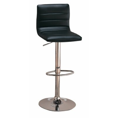 Bratches Adjustable Height Bar Stool