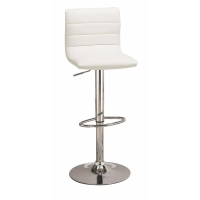 Tousignant Adjustable Height Bar Stool
