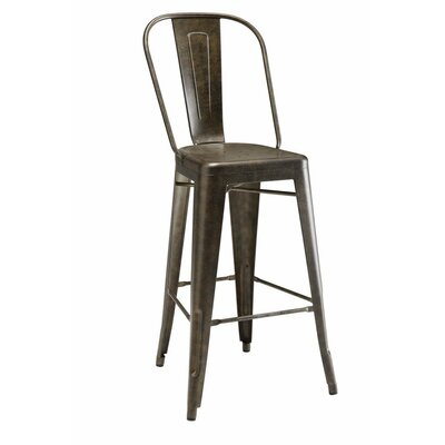 Endo 30 Bar Stool Color: Bronze