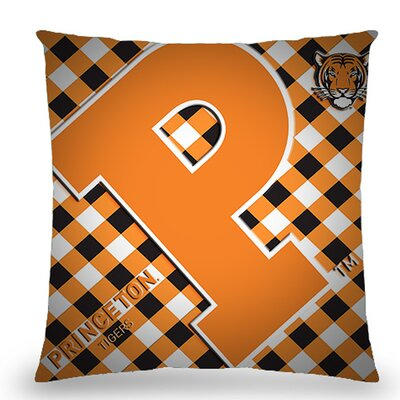 Princeton Tigers Cotton Throw Pillow