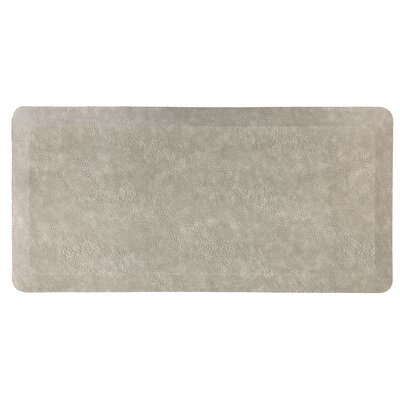 Comfort Air Kitchen Mat Mat Size: Rectangle 18 x 33, Color: Beige