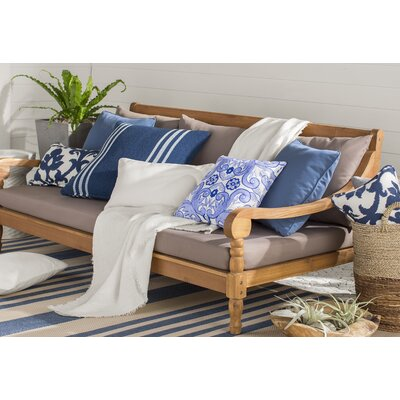 Atherstone 4 Indoor/Outdoor Throw Pillow Size: 20 H x 20 W x 5 D