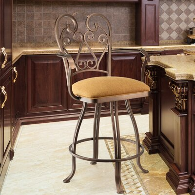 Denys 30 Swivel Bar Stool