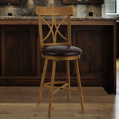 Clark 26 Swivel Bar Stool