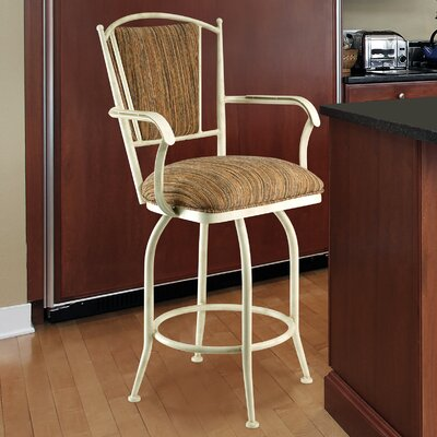 Martinez-Wilson 30 Swivel Bar Stool