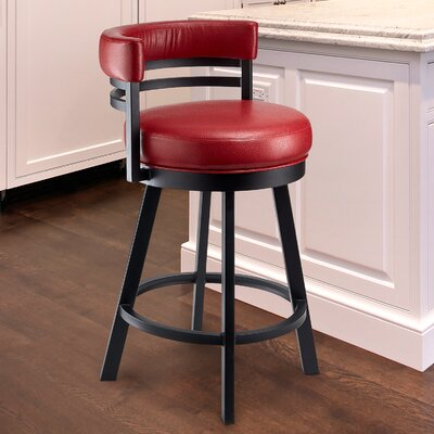 Schwenzer 26 Swivel Bar Stool