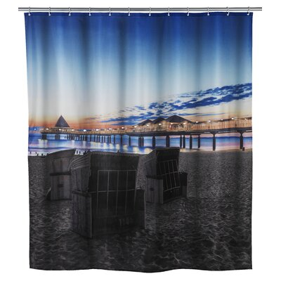 LED Usedom Shower Curtain (Set of 3)
