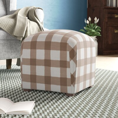 Linnet Ottoman Color: Taupe