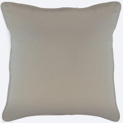 Platz Cotton Throw Pillow Color: Natural