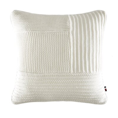 Sweater Block Pillow Cover