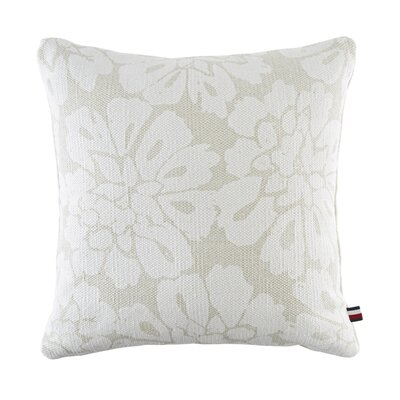Broadmoor Floral Cotton Pillow Cover
