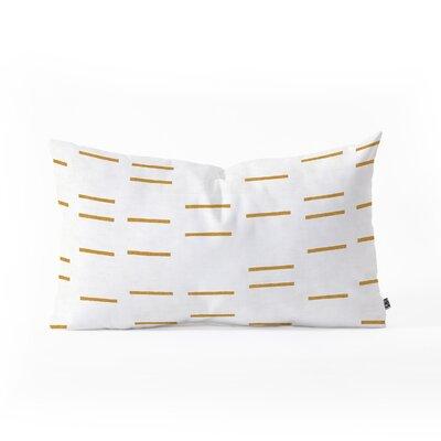 Holli Zollinger Ochre Line Lumbar Pillow