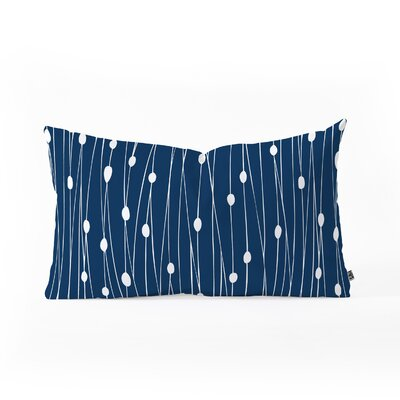Dutton Heather Entangled Lumbar Pillow