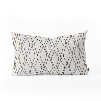 Dutton Heather Fuge Lumbar Pillow