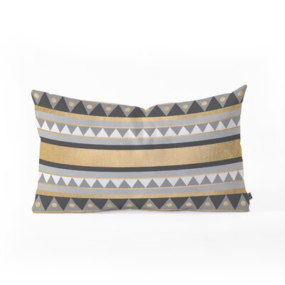Elisabeth Fredriksson Tribal Lumbar Pillow