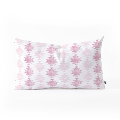 Little Arrow Modern Aztec Lumbar Pillow