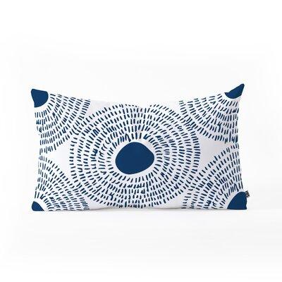 Camilla Foss Circles Lumbar Pillow